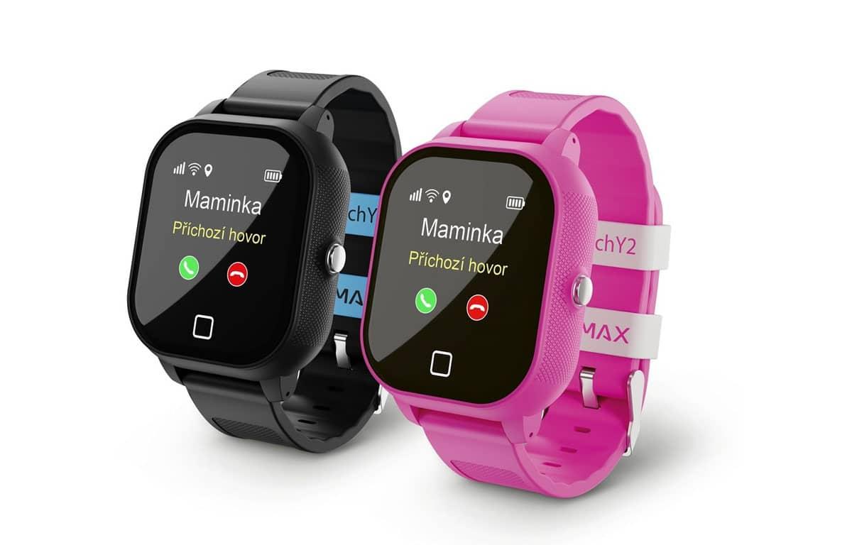 Inteligentny zegarek dla dzieci Lamax WatchY2