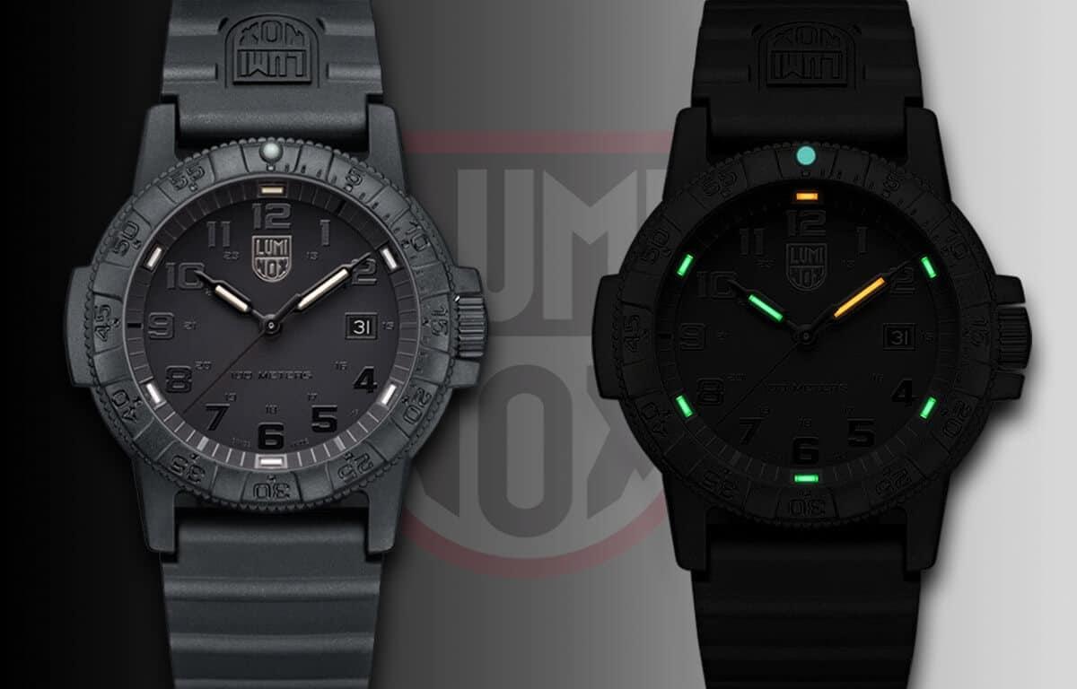Zegarek Luminox i jego luminescencja
