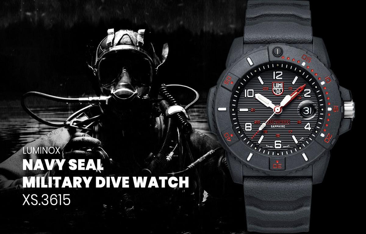Zegarki Luminox są również używane przez członków specjalnych jednostek wojskowych