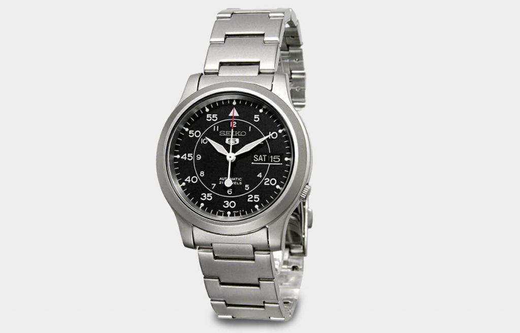 Tani japoński zegarek - marka Seiko