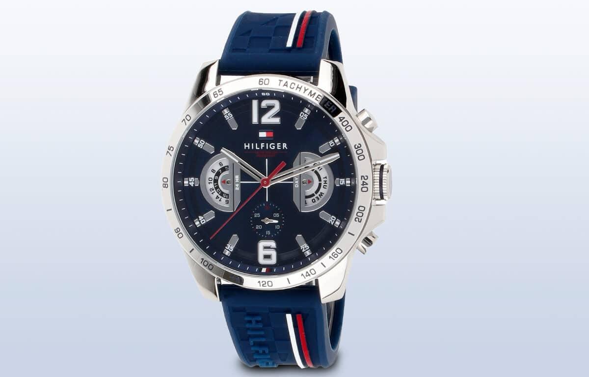 Tani modny zegarek Tommy Hilfiger