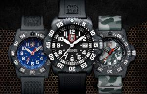 Szwajcarski zegarek Luminox o typowo militarnym wyglądzie