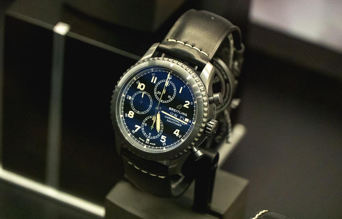 Zegarki Breitling i ich historia są ściśle związane z lotnictwem