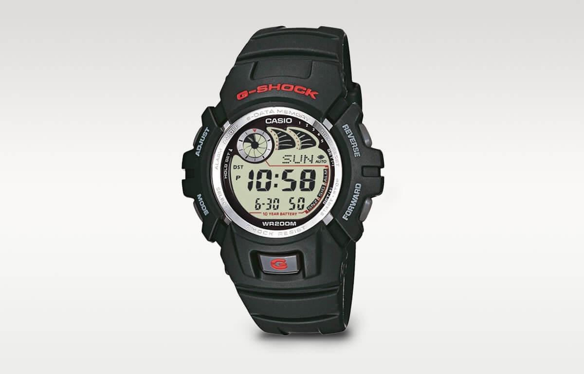 Zegarek dla chłopca od marki Casio