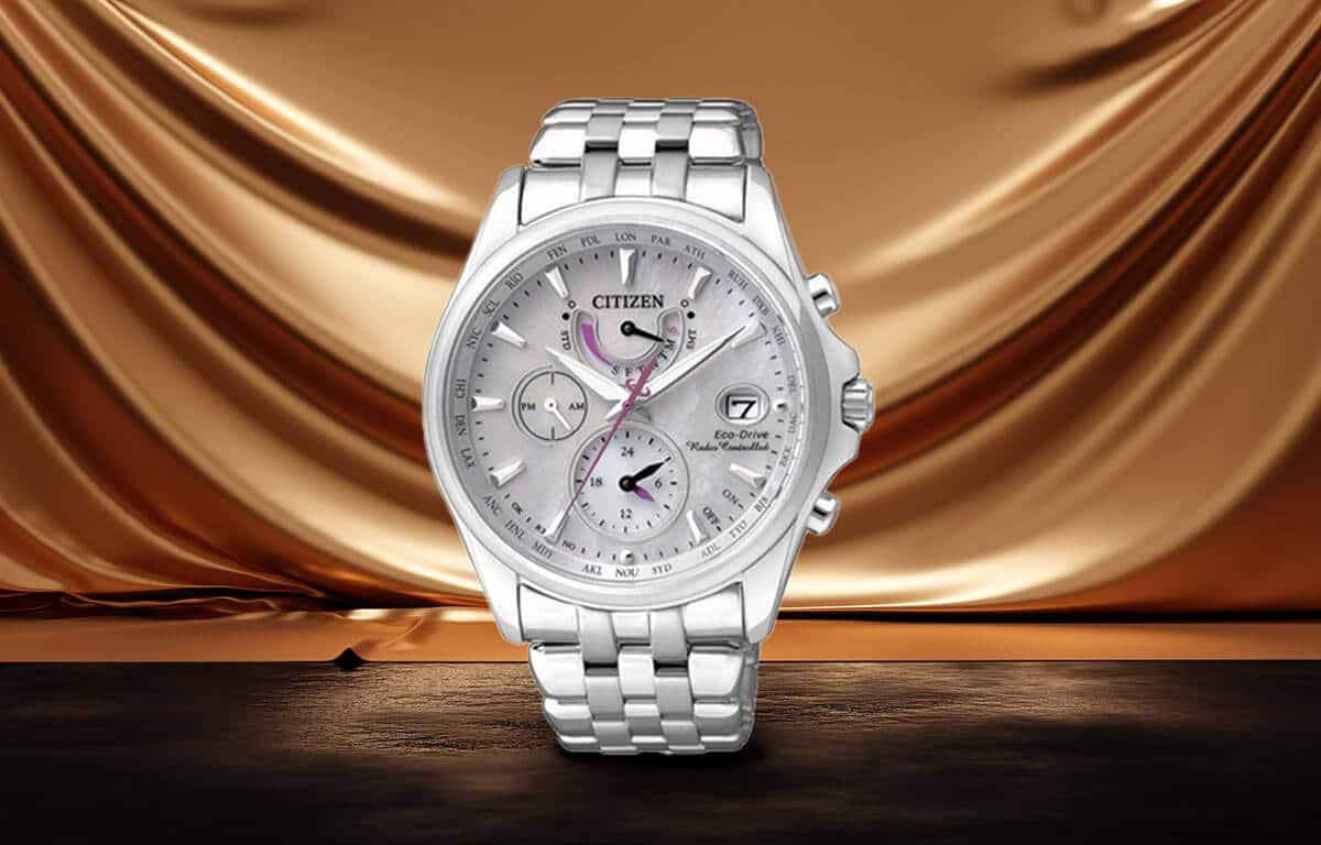Luksusowy zegarek damski Citizen