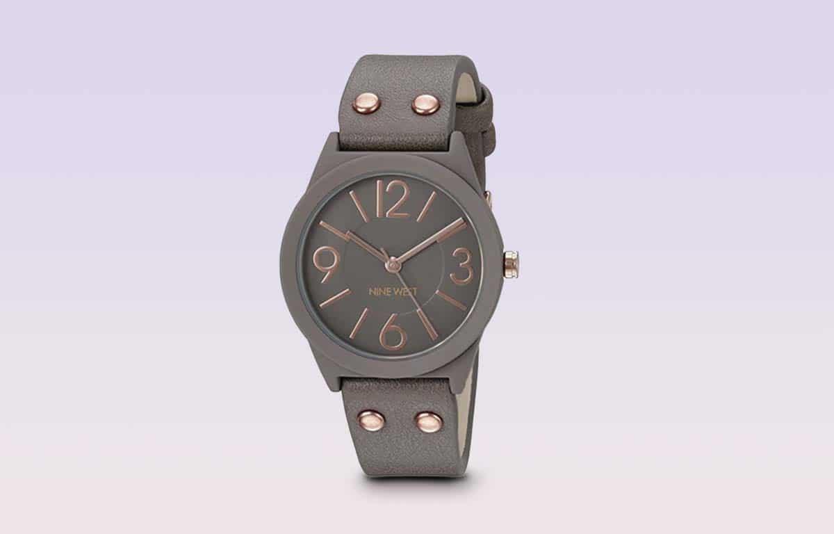 Nowość wśród tanich zegarków damskich – marka Nine West