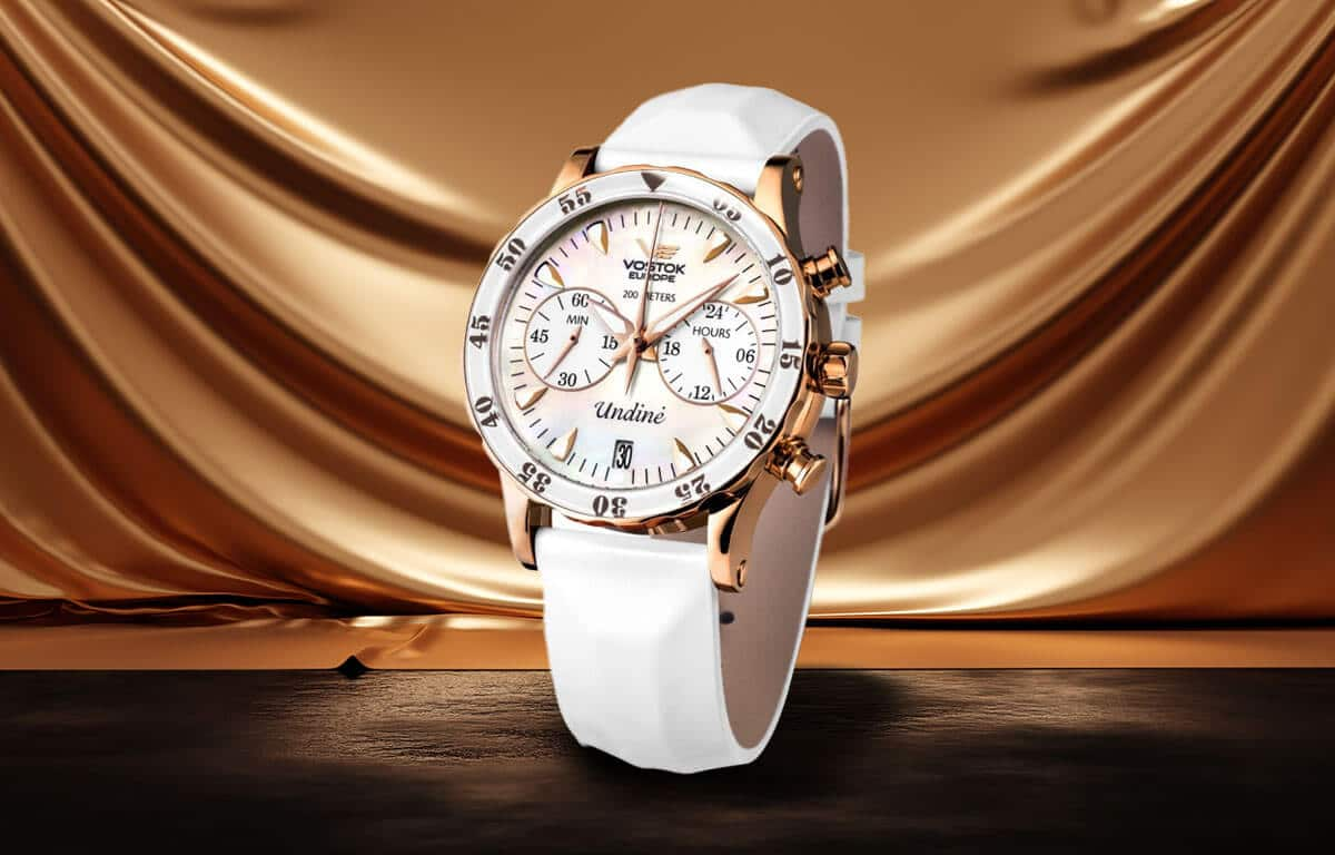 Zegarek Vostok Europe dla Pań