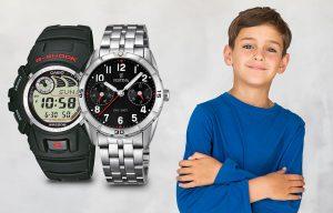 Doradzimy w wyborze zegarków chłopięcych