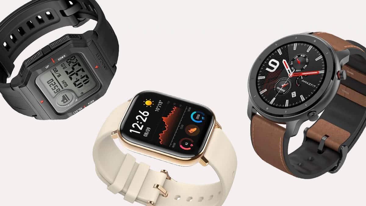 Tanie smart zegarki Amazfit oferują jakość w rozsądnej cenie
