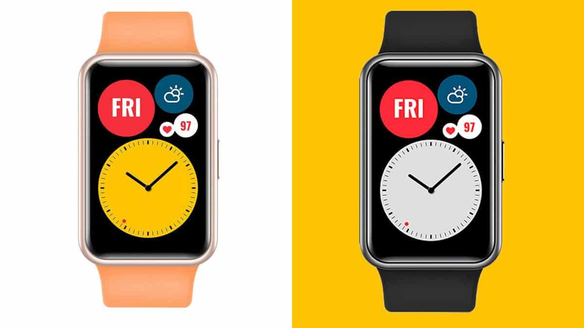 Smart zegarek Huawei Watch Fit to świetny egzemplarz na rozpoczęcie przygody ze światem inteligentnych zegarków