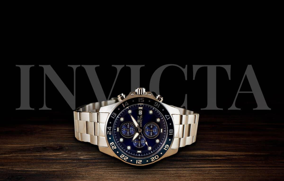 Kultowe zegarki Invicta dla wszystkich miłośników zegarków