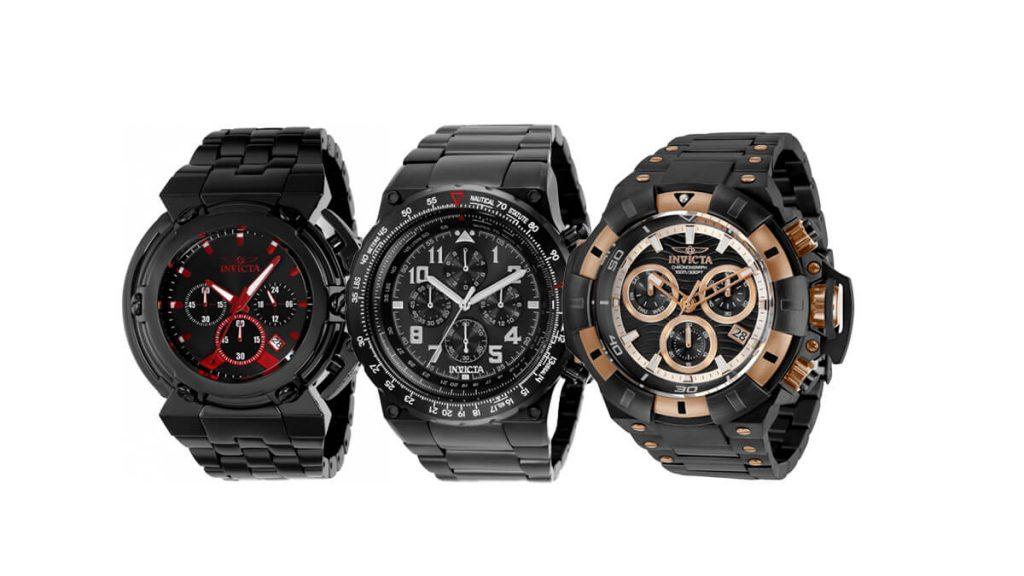 Niezapomniany męski zegarek Invicta