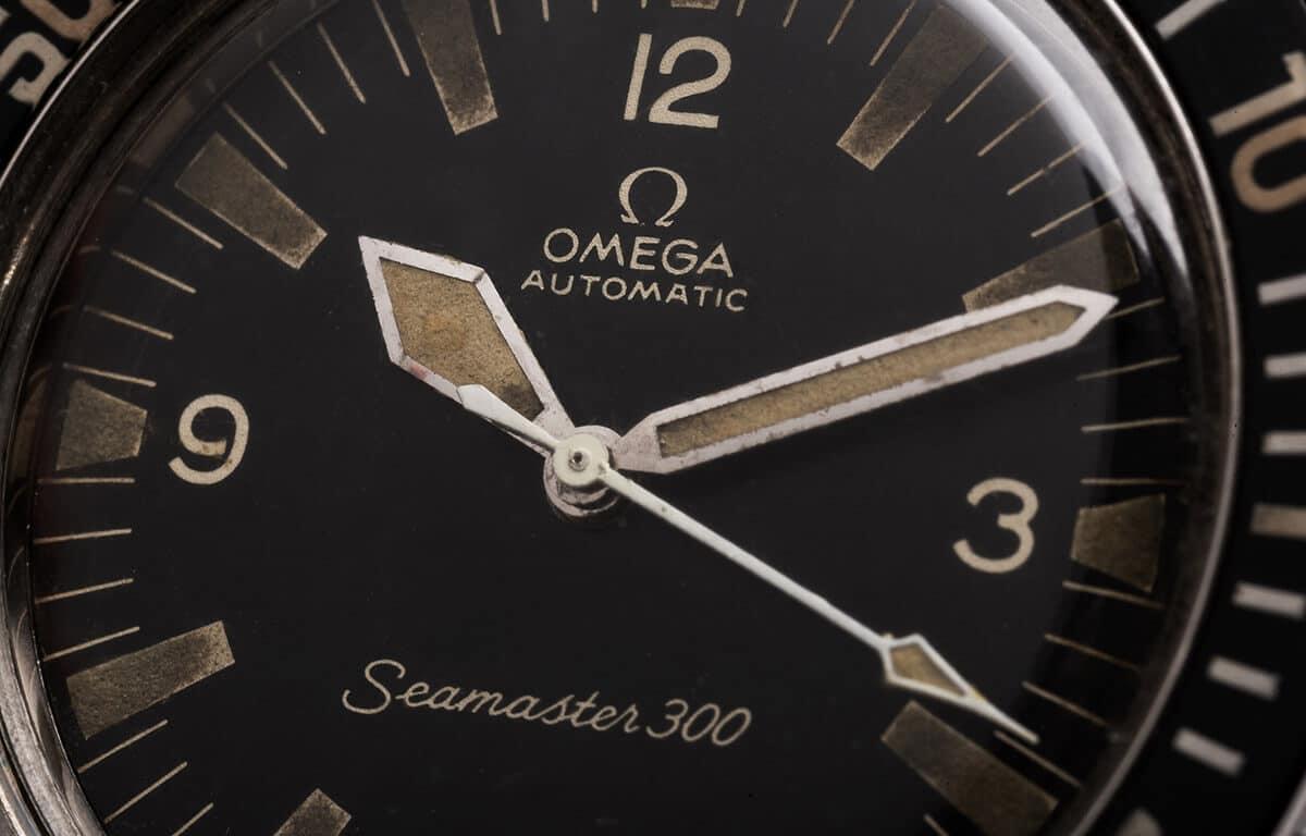 Zegarek Omega Seamaster