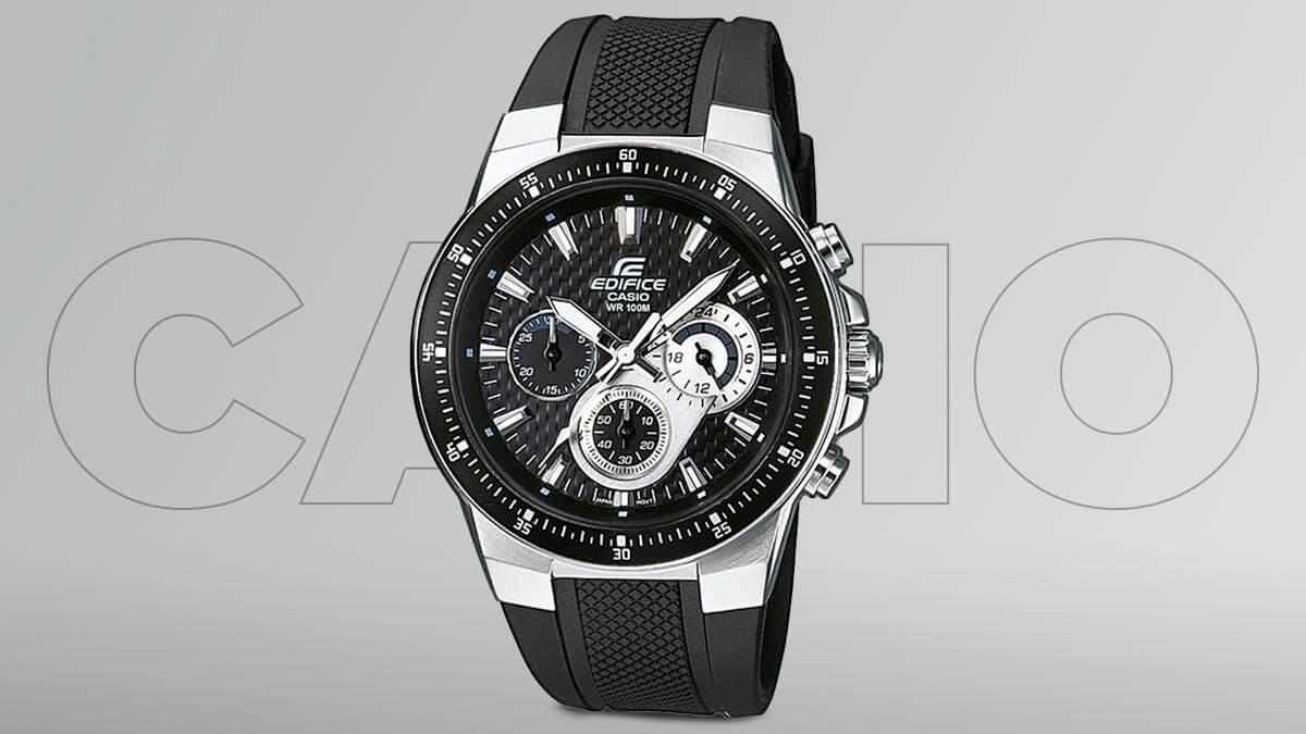 Tanie zegarki sportowe Casio