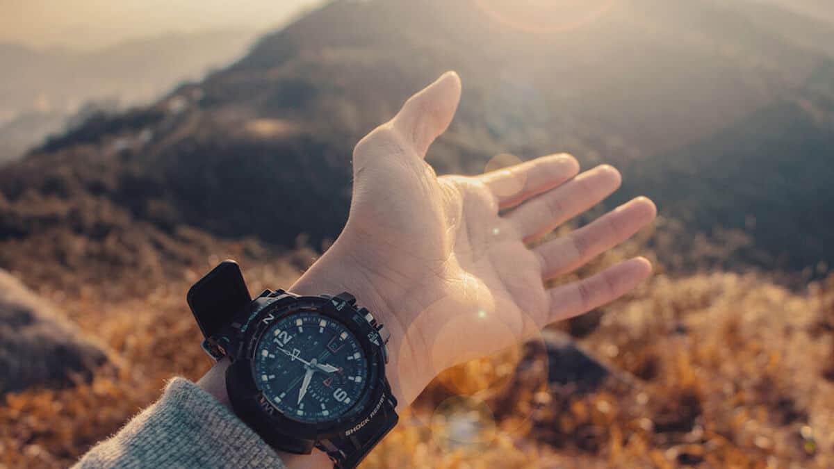 Marka Casio stawia również na produkcję wytrzymałych zegarków outdoorowych