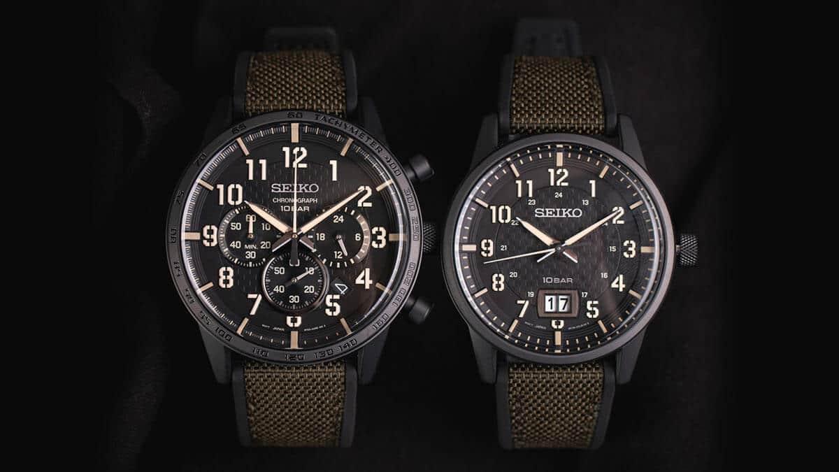 Paski tekstylne do zegarków są szczególnie znane z pasków typu NATO