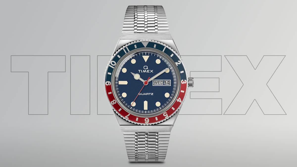 Tanie zegarki męskie TImex