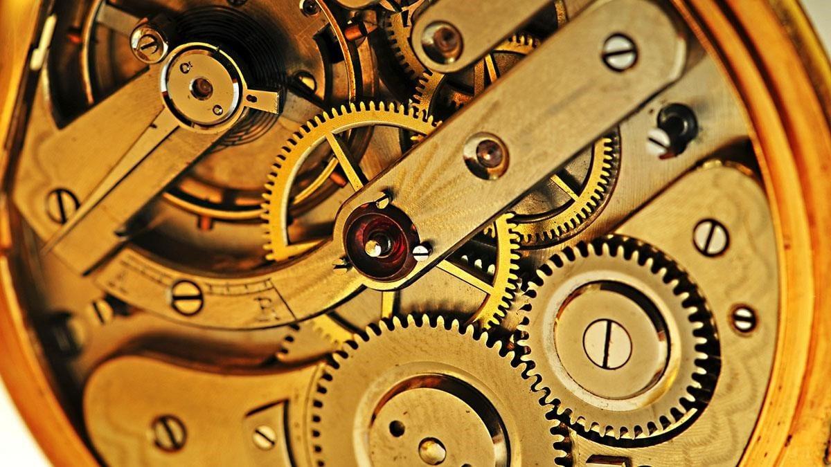 Mechanizm zegarków automatycznych